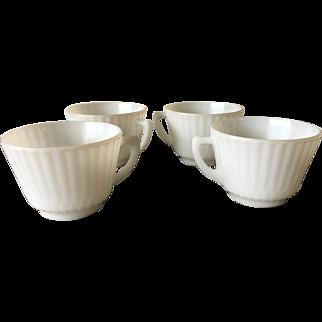 Macbeth Evans Coffee Cups