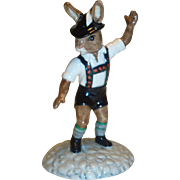 Royal Doulton Bunnykins Tyrolean Dancer DB 242