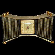 United Bow Tie TV Clock Light