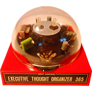 Executive Thought Organizer 365