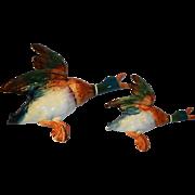 Beswick Wall Hanging Ducks