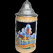 Disneyland Souvenir Beer Stein Made In Germany