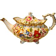Hammersley Queen Anne Small Teapot