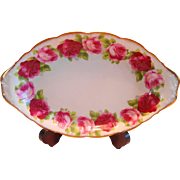 Royal Albert Old English Rose Regal Tray