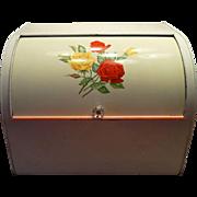 GSW Roll Top Bread Box