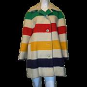 Ladies Vintage Hudson's Bay Jacket