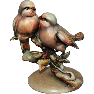 Antonio Borsato Bird Figurine