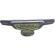 1955 Flxible Twin Coach Bus Emblem