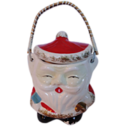 ESD Japan SANTA Covered Candy Dish