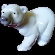 Lladro Polar Bear Daisa