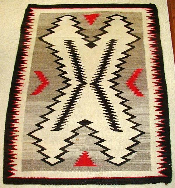 navajo arts and crafts graphic arts and crafts regional navajo rug 1930 s from 5024