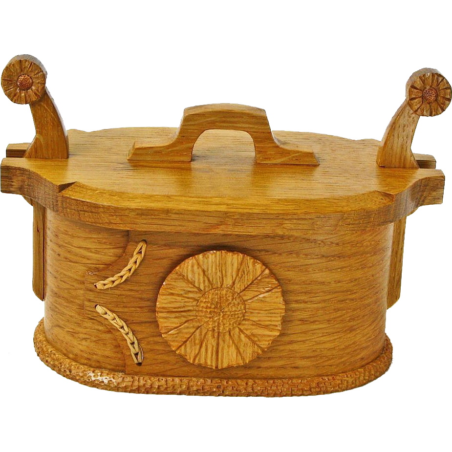 Norwegian Style White Oak Tine Bentwood Box, Artisan Crafted at Sweetpea Cottage