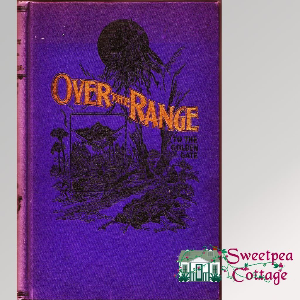 Over The Range To The Golden Gate, by Stanley Wood, 1896