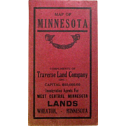 Promotional Map of Minnesota, 1914, Traverse Land Company