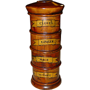 Cute nested small size spice tower (cabinet)