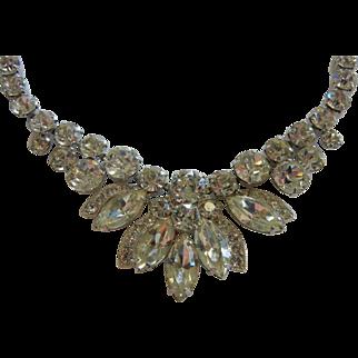 Eisenberg Ice Austrian Crystal Choker Necklace