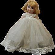 Vintage Bent Knee Madame Alexander Doll
