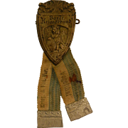 1874 Bayer Kriegerbund Medal
