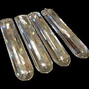 Vintage Chandelier Glass Prisms