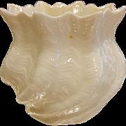 Vintage BELLEEK Ireland Signed Mini Vase