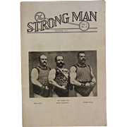 Vintage November 1931 Issue of 'The Strong Man' - Vol. 1, No. 6