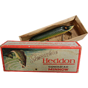 Vintage HEDDON Fishing Lure