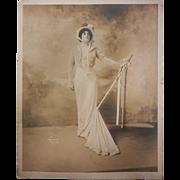 Vintage Original B&W Photograph Signed Mishkin NY 29