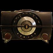 Vintage Retro ZENITH Tube Radio