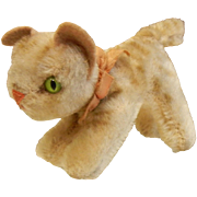 Vintage Steiff Tabby Cat