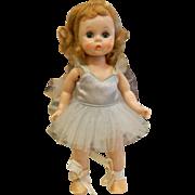 Vintage Madame Alexander Ballerina Doll