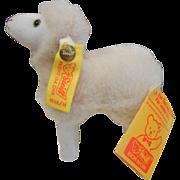 Vintage Steiff Sheep - Flori