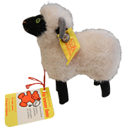 Vintage Steiff Sheep - Snucki