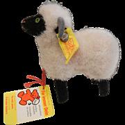 Vintage Steiff Sheep - Snucki