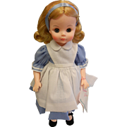 Vintage Madame Alexander Doll - Alice in Wonderland