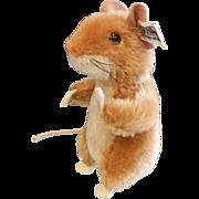 Vintage Original Steiff Stuffed Animal - Mouse
