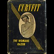Vintage Curvfit Women's Razor In Original Box