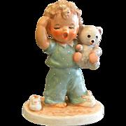 Vintage Goebel Porcelain Figurine - Sleepyhead