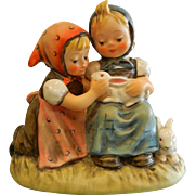 Vintage Goebel Porcelain Figurine - Easter-Time