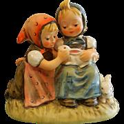 Vintage Goebel Porcelain Figurine - Easter-Time
