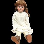 """Antique Armand Marseille German Bisque Doll 23"""""""
