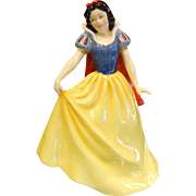 Vintage 1995 Royal Doulton & Walt Disney Princess Collection - Snow White Limited Edition 1309/2000