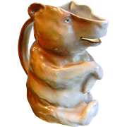 BAVARIA Royal Bayreuth Porcelain Bear Creamer