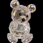 "Swarovski Crystal Bear - 2"""