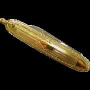 Vintage Gold Filled Pocket Knife