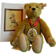 Vintage Limited Edition Steiff Delighted Teddy Bear 665363