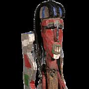 Old African Bamana - Bambara Puppet