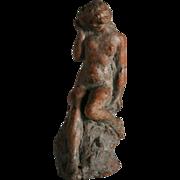American Terracotta Sculpture by Clara P. Hill (1870-1935)