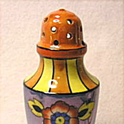 Vintage Art Deco Sugar Shaker~Muffineer~1930's Luster Ware~Made In Japan~MIJ - Red Tag Sale Item