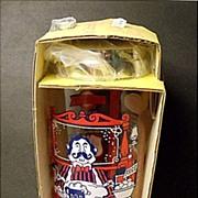 Vintage Barware - Hazelware~Hazel Atlas 32 oz. Cocktail Shaker NIB~NRFB