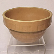 Western Stoneware 5 Inch Small Mixing Bowl - Tan Brown